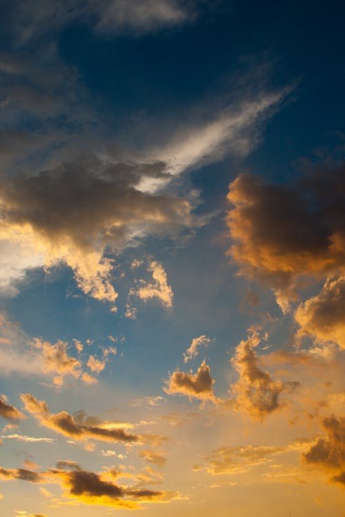Free stock photo of cloud sky, clouds, dramatic clouds