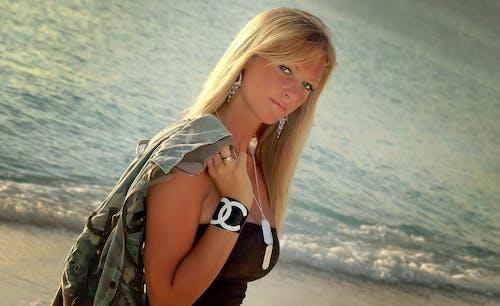 Kostnadsfri bild av blond, flicka, skönhet