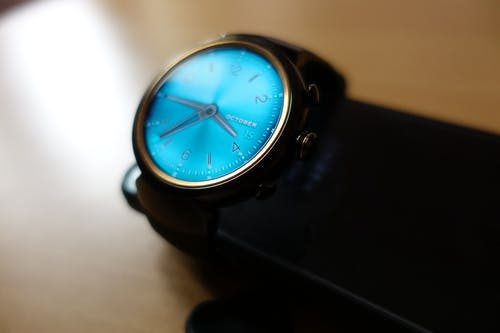 Free stock photo of asus zenwatch 3, smartwatch