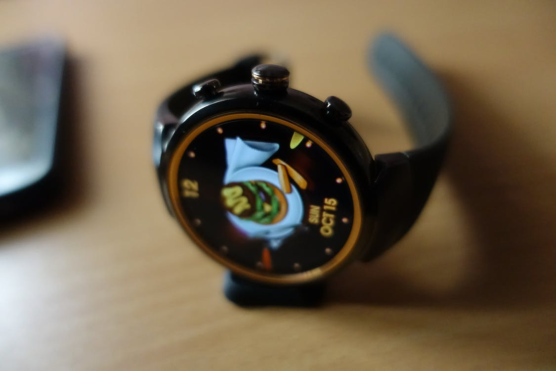 Free stock photo of android wear, asus zenwatch 3, smart watch