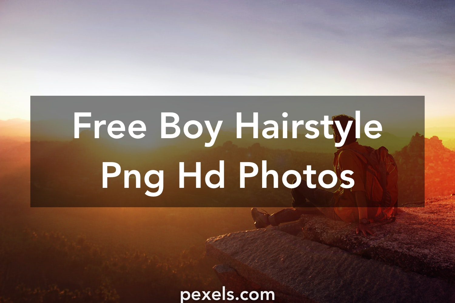 1000 Beautiful Boy Hairstyle Png Hd Photos Pexels Free Stock Photos