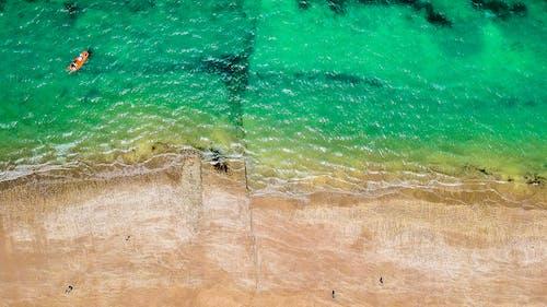 Photos gratuites de aérien, bord de mer, caméra drone, couleur