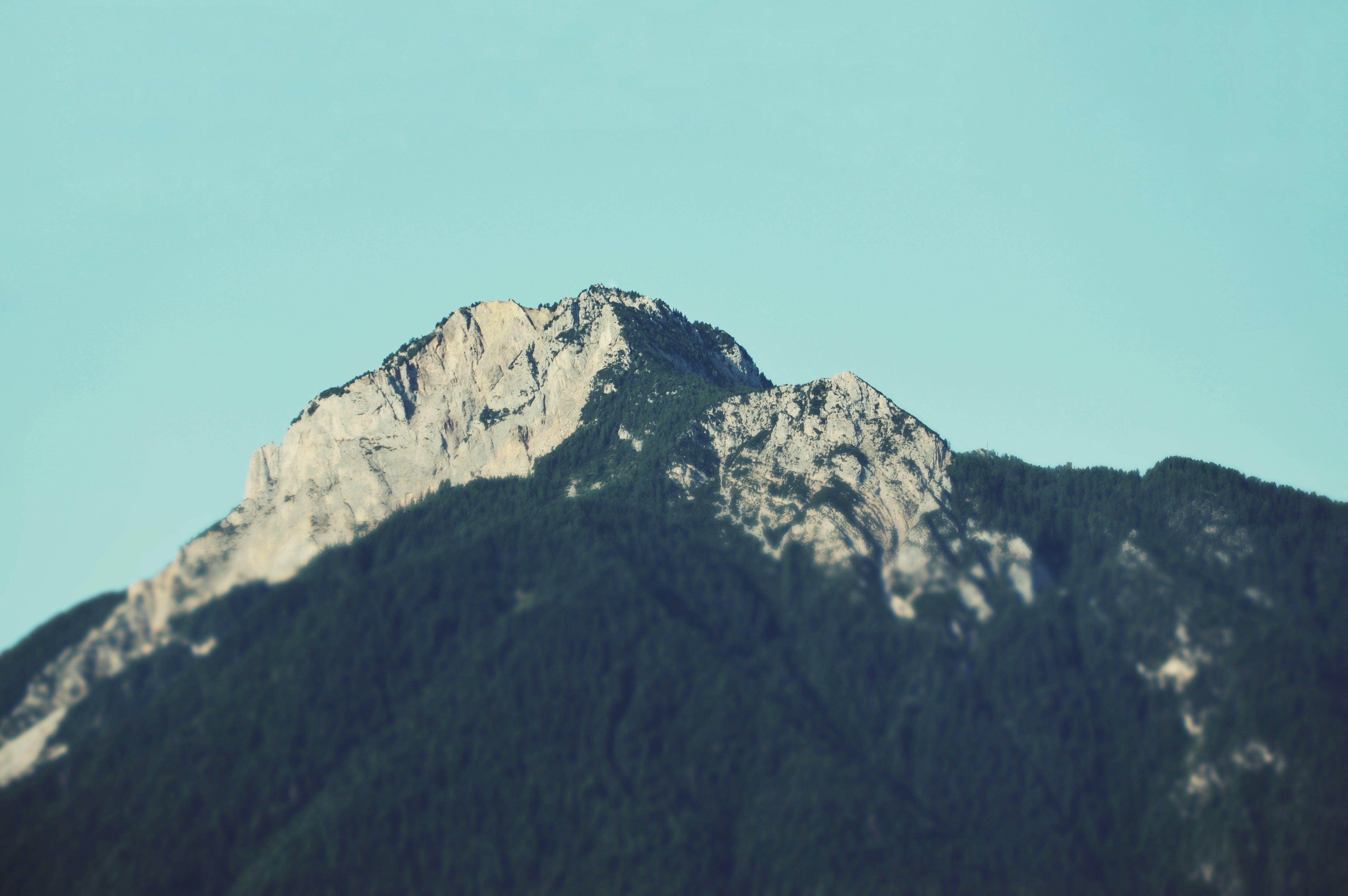 Foto stok gratis alam, Es, gunung, indah