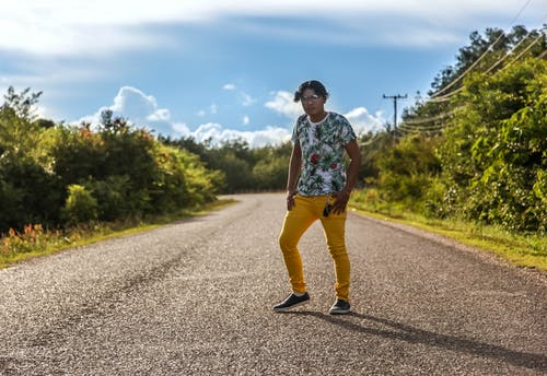 Free stock photo of indie, men, road