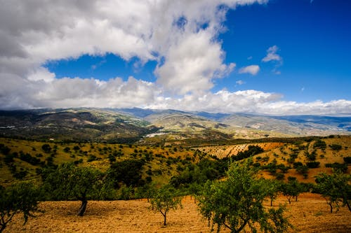 Free stock photo of andalucia, clouds, spain