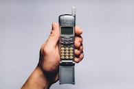 hand, vintage, technology