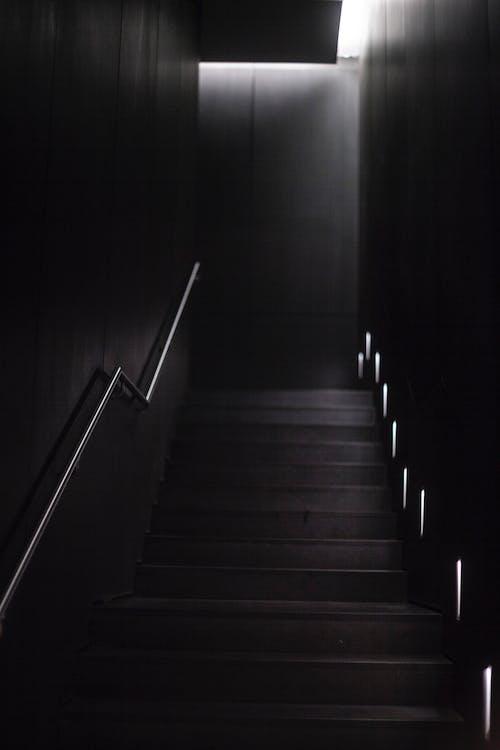 muren, trap, trappen