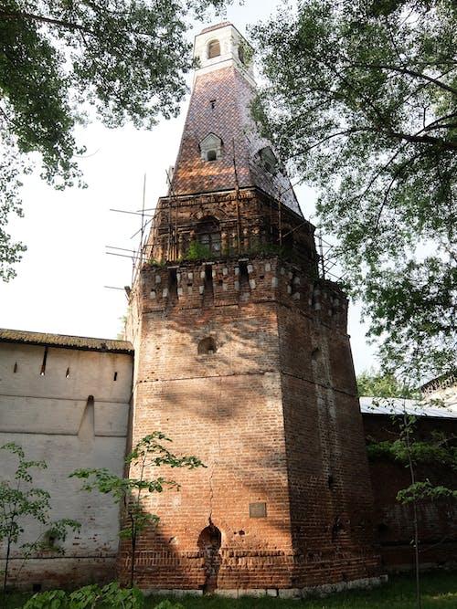 Бесплатное стоковое фото с архитектура, башня, монастырь