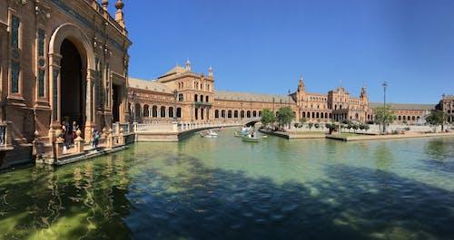Darmowe zdjęcie z galerii z españa, plac, sevilla