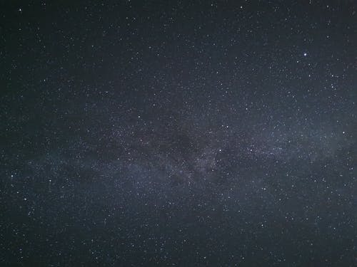 Stars in the Sky during Nighttime