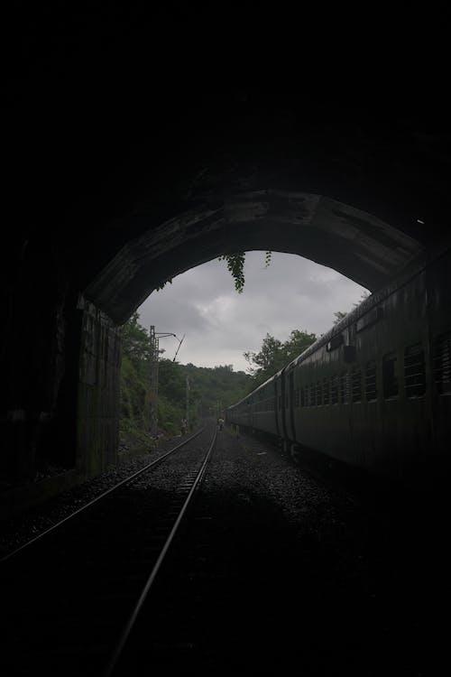 Free stock photo of bridge, rail