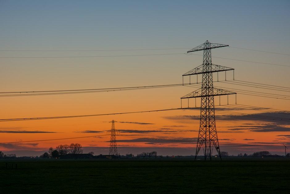 dawn, dusk, electric
