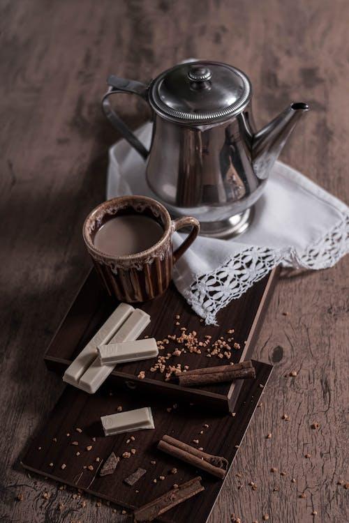 Kostenloses Stock Foto zu dämmerung, dunkel, espresso