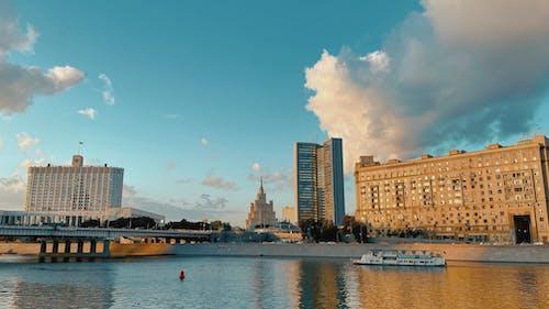 คลังภาพถ่ายฟรี ของ กลางแจ้ง, ตึก, ทิวทัศน์เมือง