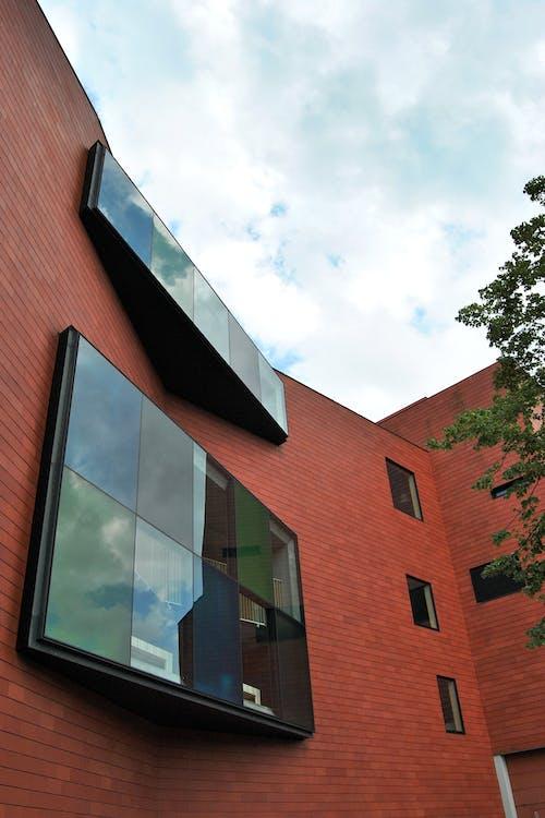건물 외관, 건축, 건축 설계, 도시의 무료 스톡 사진