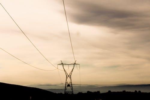 Foto d'estoc gratuïta de camí de santiago, cel ennuvolat, Espanya, gris