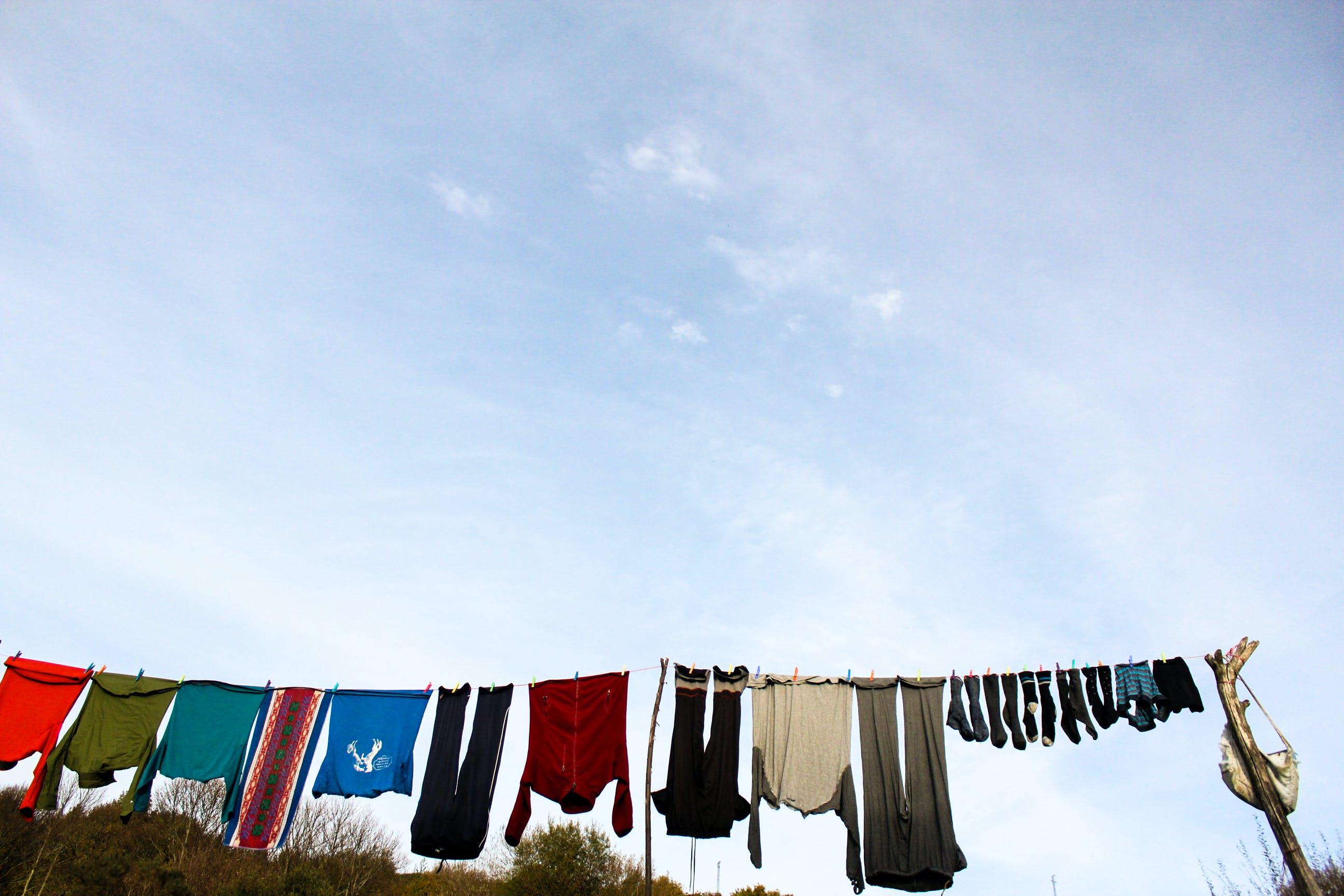 Základová fotografie zdarma na téma barevný, camino de santiago, domácnost, obloha