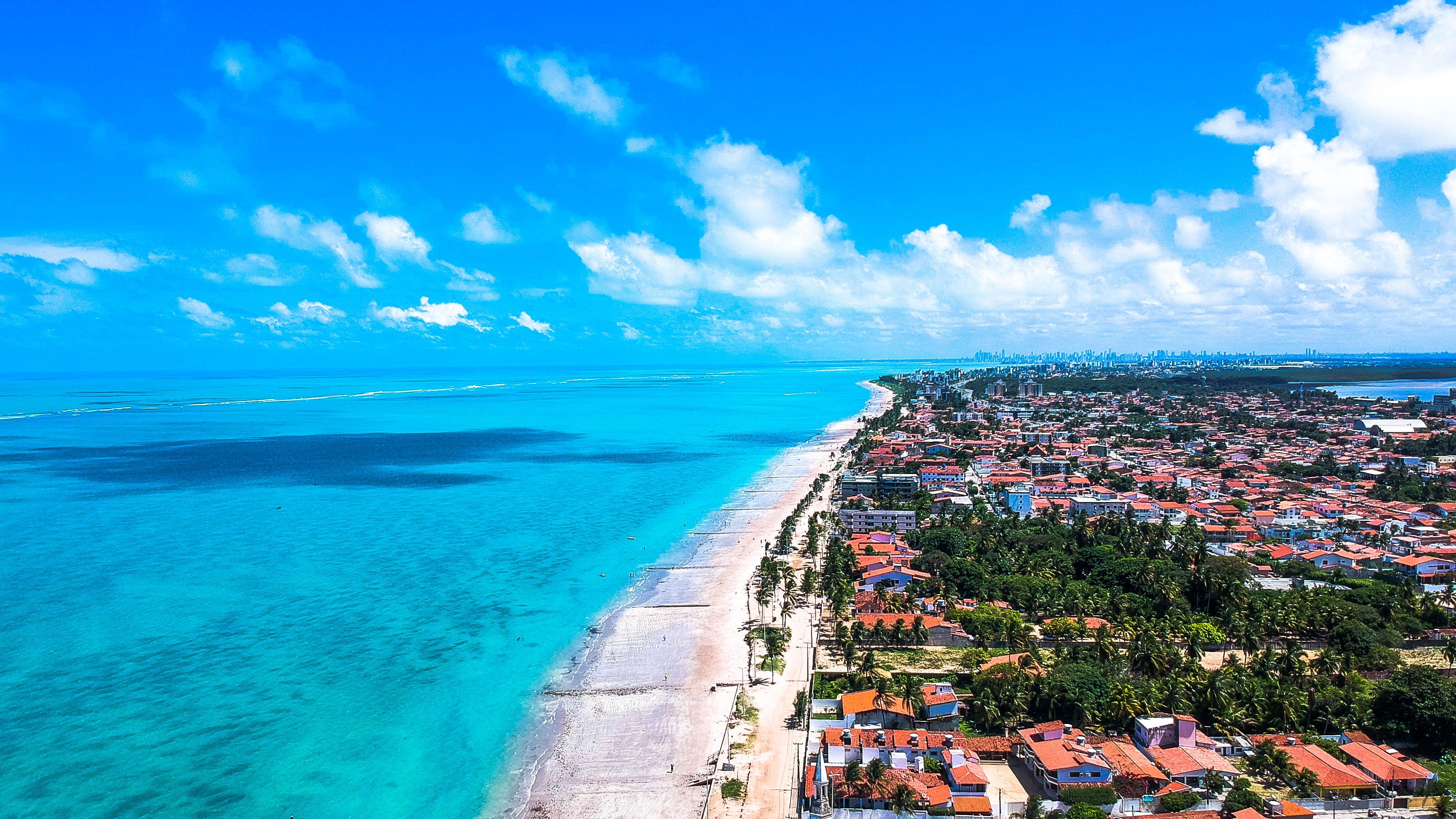 Free stock photo of aerial, aerial shot, aerial view, beach