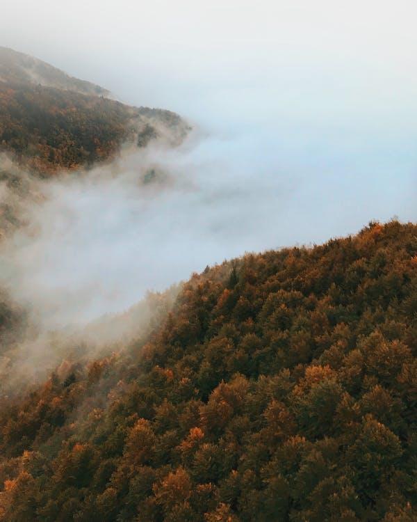 天性, 寧靜, 山