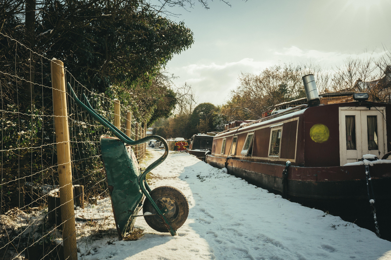 冬季, 围栏, 天氣, 日光 的 免费素材照片