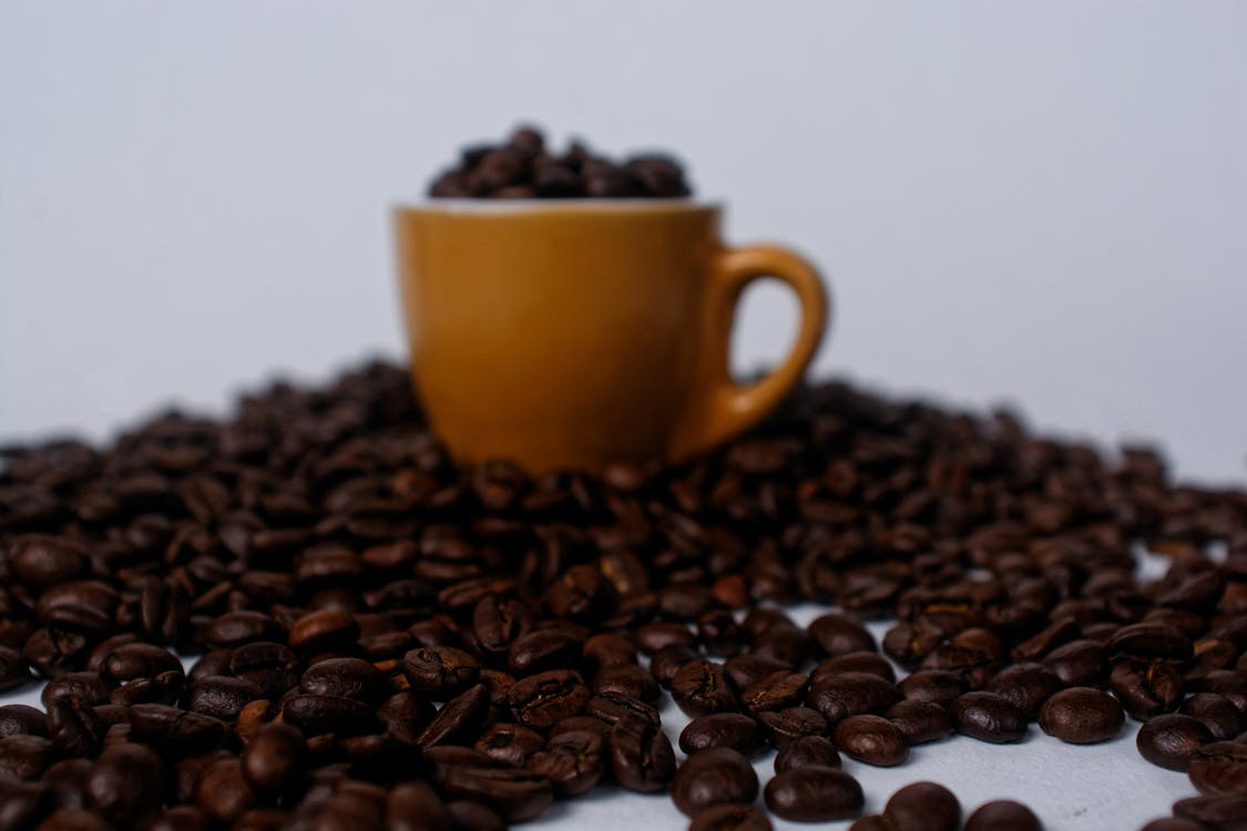 aroma, aromàtic, cafeïna