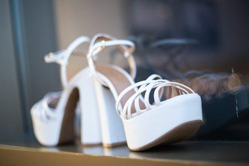 Foto stok gratis sepatu kulit, zapatos, zapatos de novia