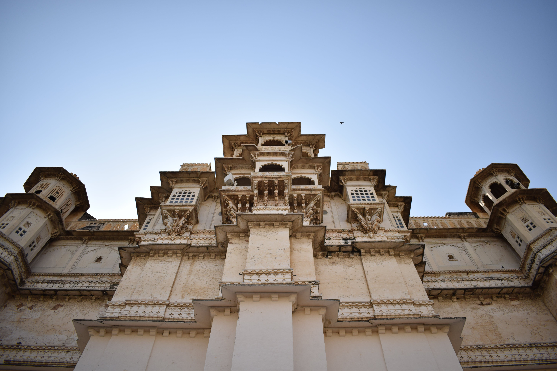 Free stock photo of palace, sky