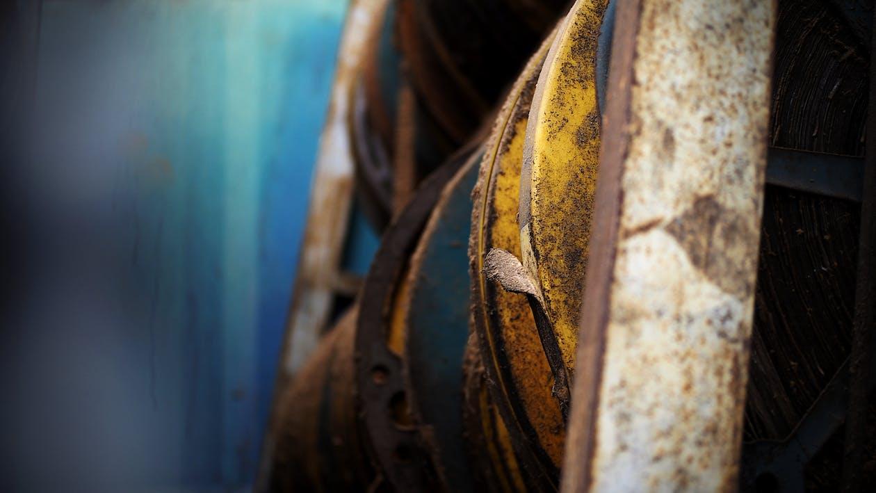 à l'intérieur, acier, antiquité