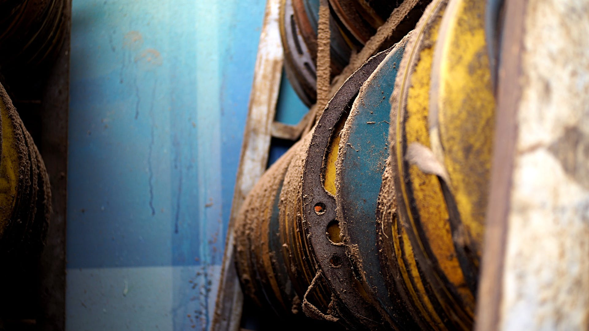 Free stock photo of film, old, reel, thai