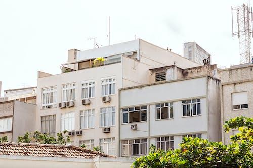 คลังภาพถ่ายฟรี ของ ตึก, ที่อยู่อาศัย, สถาปัตยกรรม, หน้าต่าง