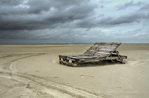 Základová fotografie zdarma na téma dovolená, krajina, křesla, lehátka