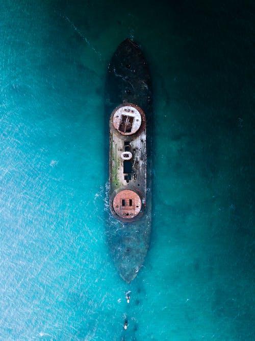 Fotos de stock gratuitas de agua, azul, bajo el agua