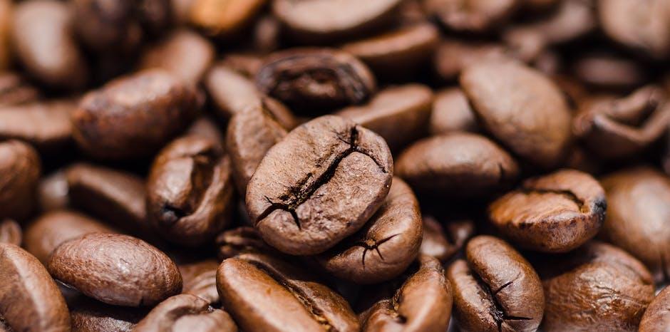 beans, brown, coffee