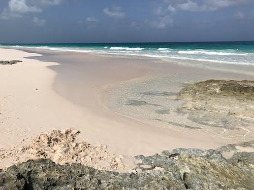 Imagine de stoc gratuită din minimalism, plaja goală