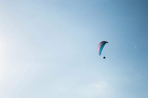 Foto d'estoc gratuïta de acció, alt, aventura, cel