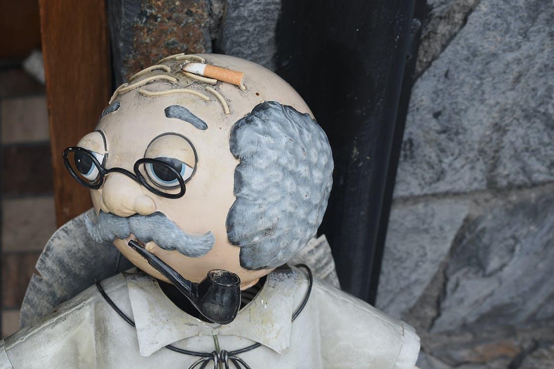 bức tượng, Chân dung, Đàn ông