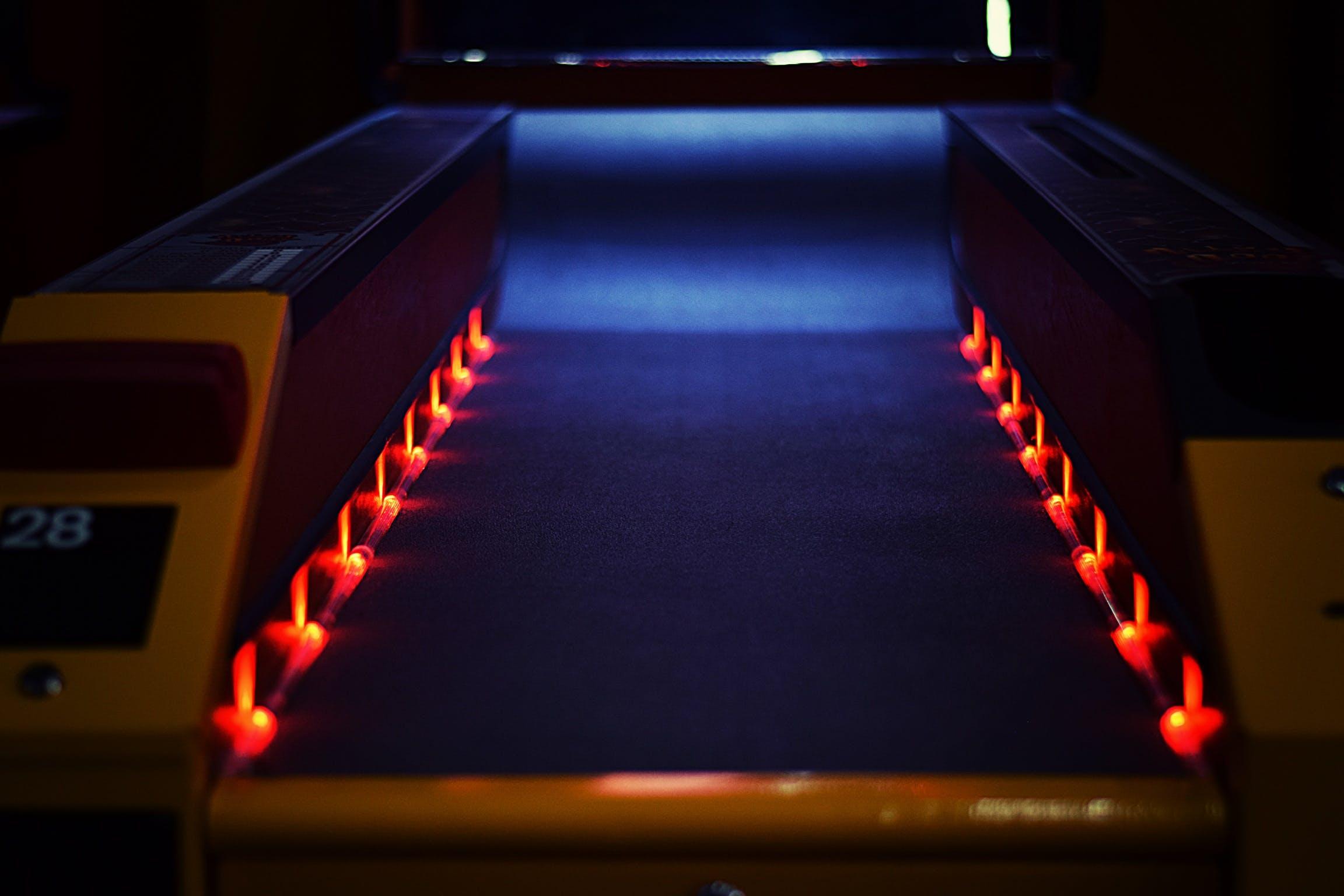 action, arcade, blur