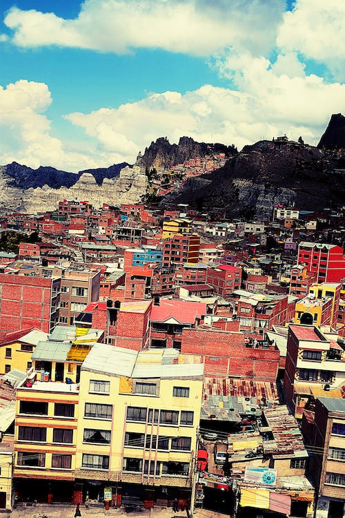 Free stock photo of dirty, favela, poor, poverty city