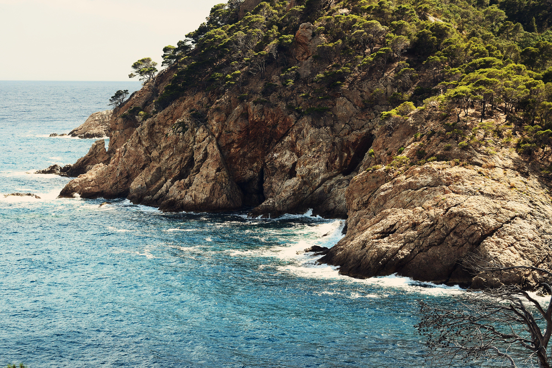 Kostenloses Stock Foto zu meer, landschaft, natur, strand