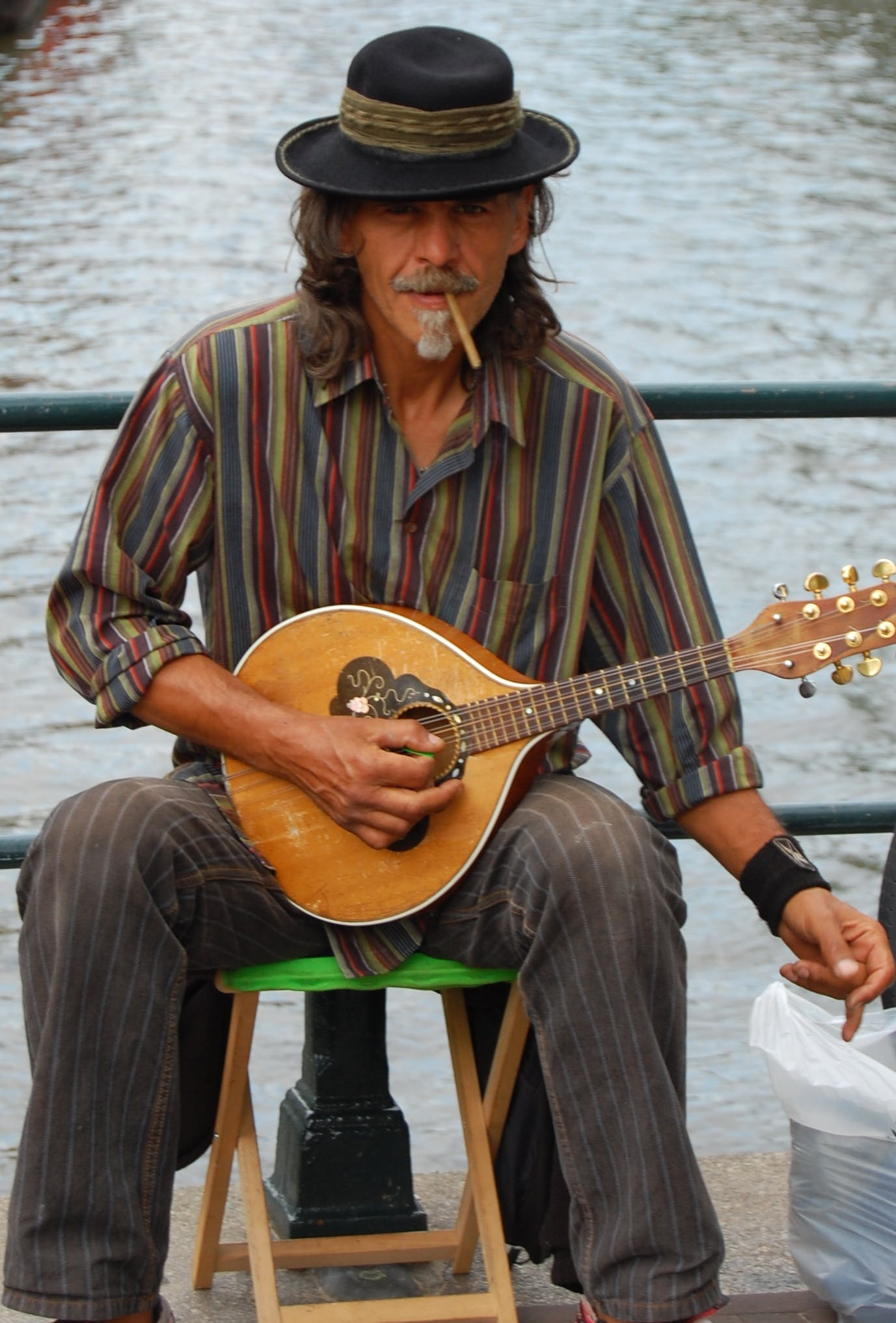 Free stock photo of bard, musician, street artists