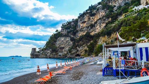 Fotos de stock gratuitas de agua, bahía, centro turístico, cielo