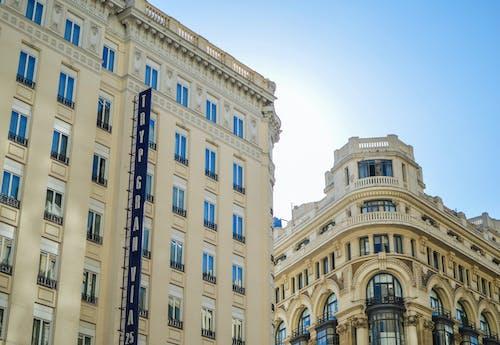 Imagine de stoc gratuită din arhitectură, clădiri, exterior, ferestre