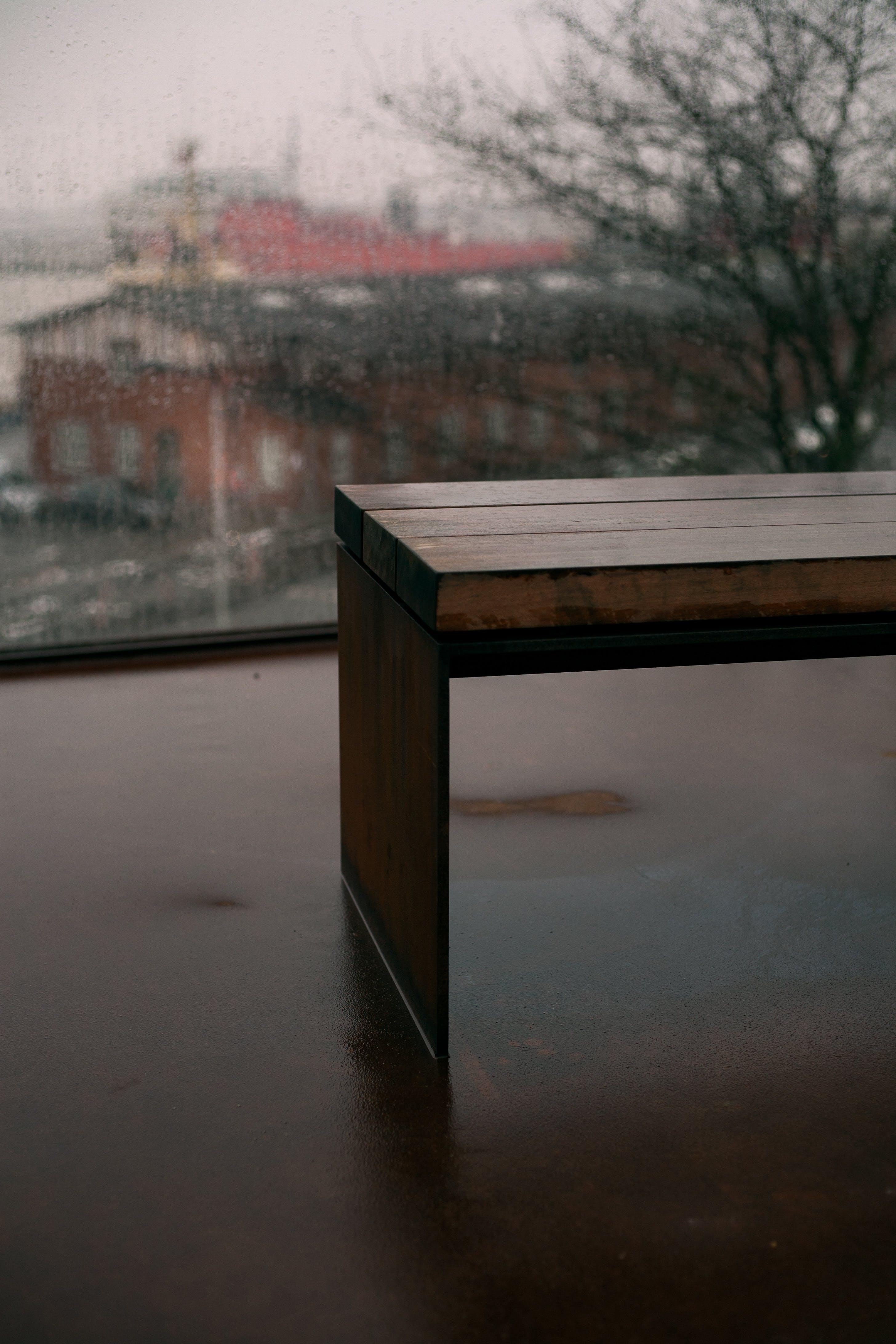 Δωρεάν στοκ φωτογραφιών με βρέχω, βροχή, γυαλί, δέντρο