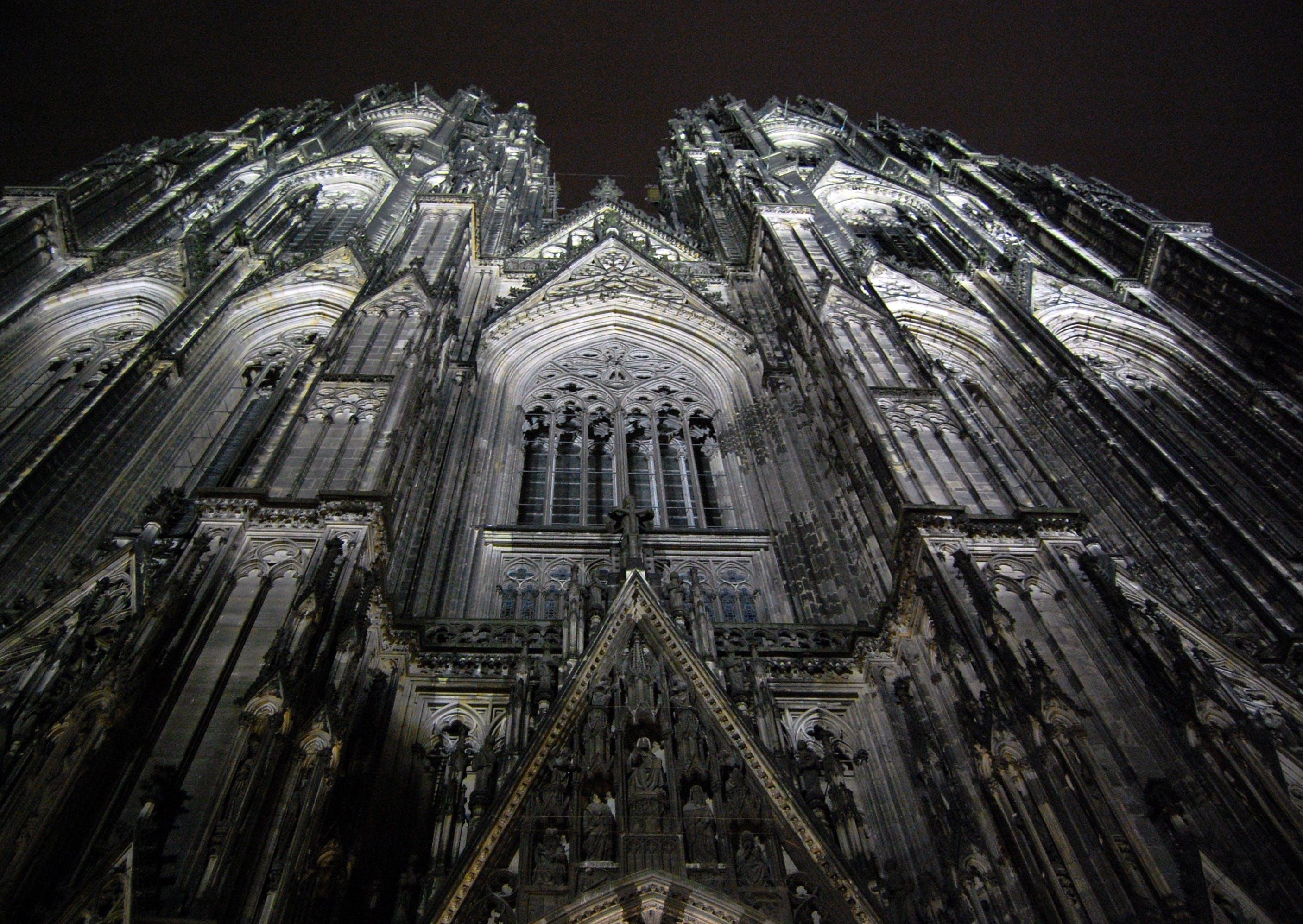 Kostenloses Stock Foto zu architektur, deutschland, dom, gewölbe