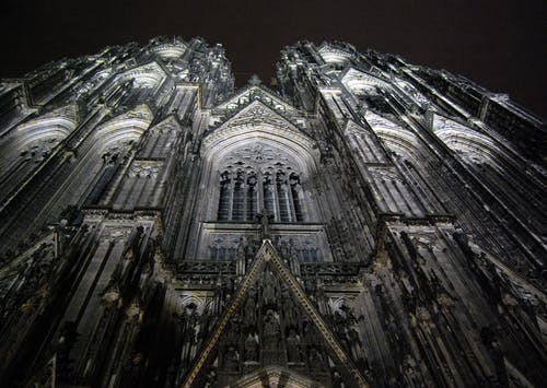 Kostnadsfri bild av arkitektur, gammal, katedral, kölnerdomen