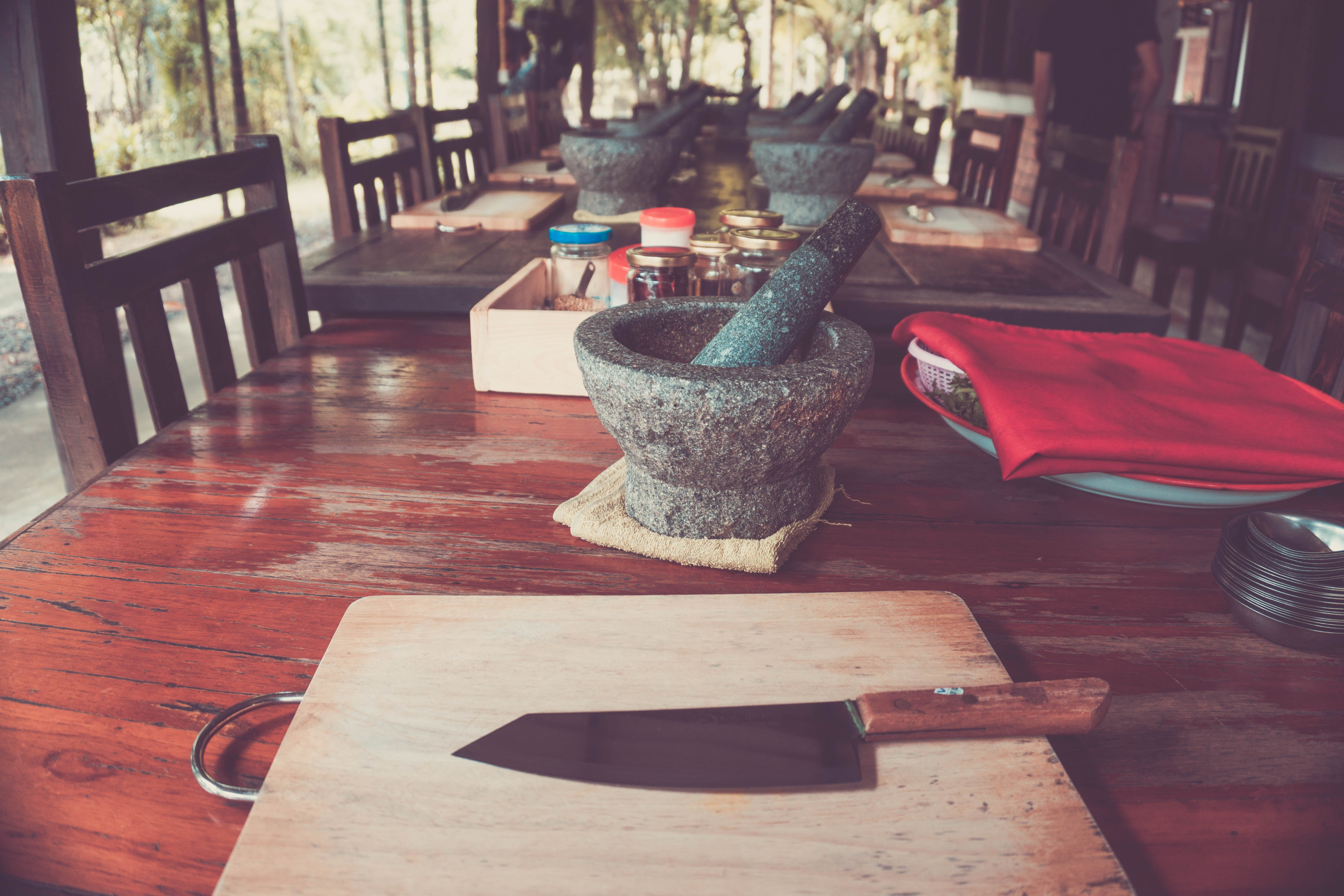 Free stock photo of chiang mai, cooking, cooking class, spices