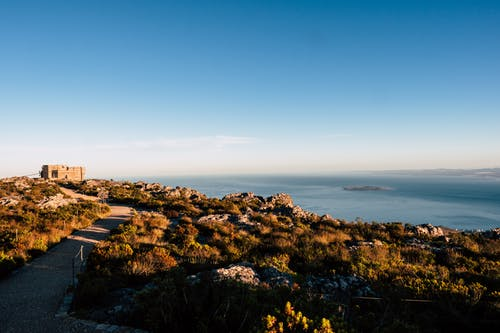 Gratis arkivbilde med blå himmel, Cape Town, daggry, dagslys
