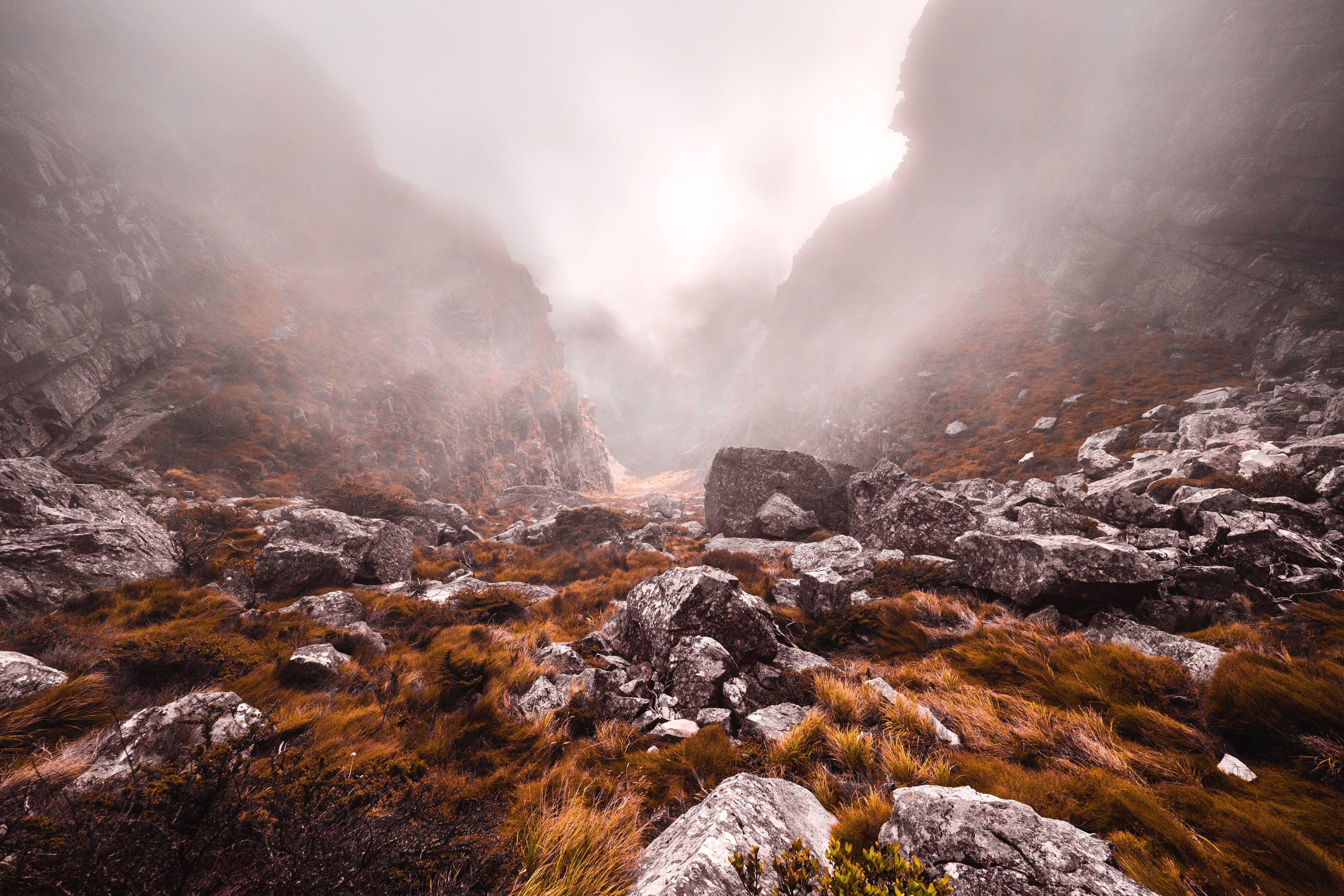 Kostenloses Stock Foto zu berg, felsen, landschaftlich, natur