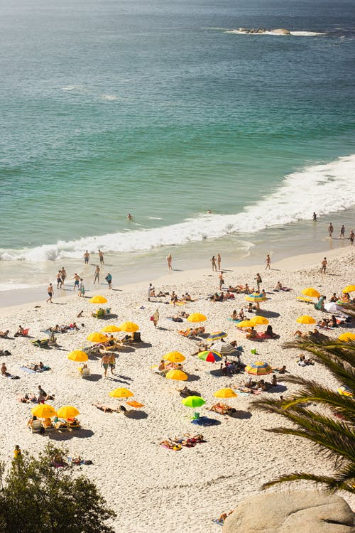 Free stock photo of beach, Cape Town, chill