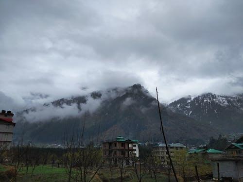 가린, 눈, 산, 언덕의 무료 스톡 사진